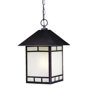 Acclaim Lighting Artisan Outdoor Lantern - 1 Light - Bronze