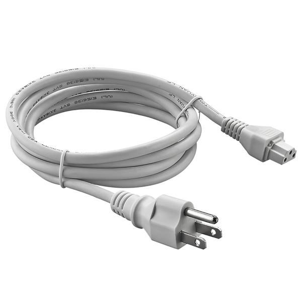 "Cordons de connecteur DEL , 73"", blanc"