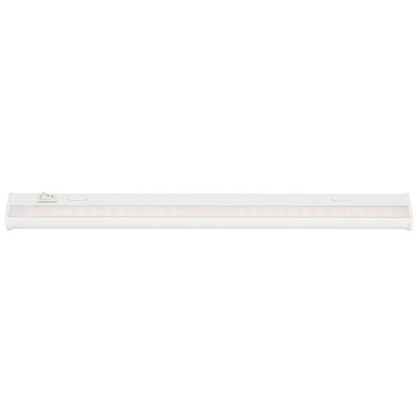 """Luminaire DEL sous-meuble, 16"""", blanc"""