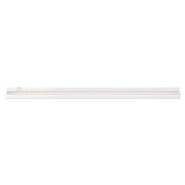 """Luminaire DEL sous-meuble, 22"""", blanc"""
