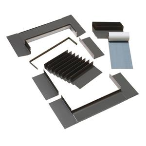 VELUX Curb Mount 22-width Low-Profile Flashing Kit for Shingles