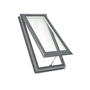 VELUX Manual Venting Deck Mount Skylight - 21.5-in x 27.38-in