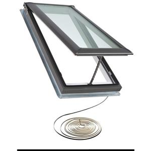 VELUX VSE M08 20 30.0625-in x 54.4375-in Electric Venting De