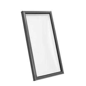 Puits de lumière VELUX 30,5 po x 46,5 po à montage sur cadre fixe avec verre Lam LoE3