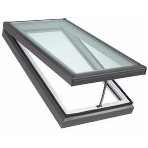 VELUX Manual Venting Curb Mount Skylight - 22.5-in x 34.5-in