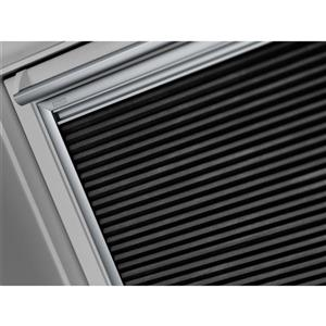 VELUX White Solar Powered Room Dark Blind-Curb Mount skylight 2246