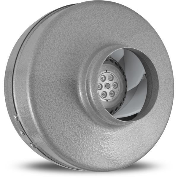 """Ventilateur haute performance Vortex Série VTX, 4"""""""