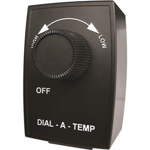 Dial-A-Temp Speed Control for Motor