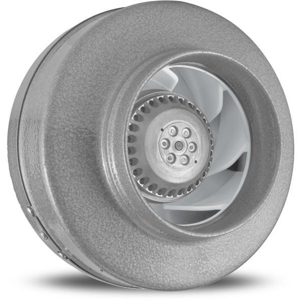 """Ventilateur haute performance Vortex Série VTX, 6"""" L"""