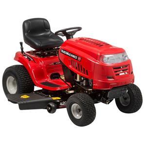 Tracteur de pelouse Yard Machines, 42