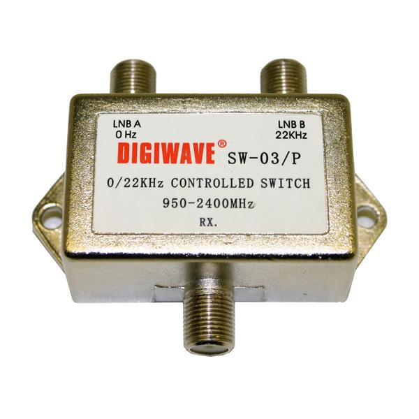 Digiwave 2n1 Out Tone Controlled Switch