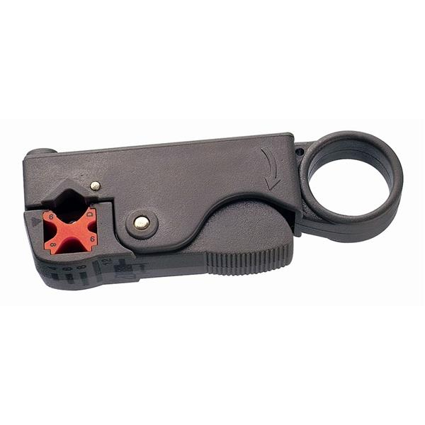 HVTools Coaxial Cable Stripper for RG 58 RG59 RG6