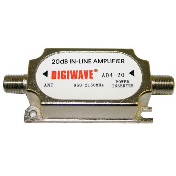 Digiwave Satellite Inline Amplifier