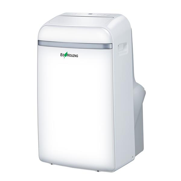 Ecohouzng Portable Air Conditioner with Heater - 14000 BTU