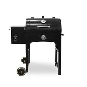 """Barbecue à granulés de bois  Pit Boss, 48,5"""" x 40,5"""", noir"""
