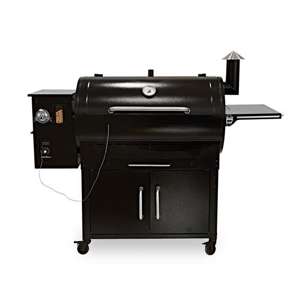 Pit Boss Pellet Grill - 66.80-in x 49.1-in - Black