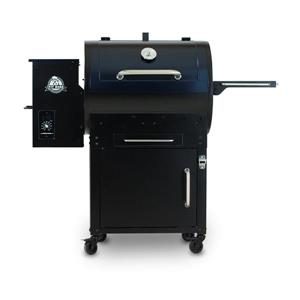 "Barbecue à pellets Pit Boss, 52,68"" x 46,73"", bleu"