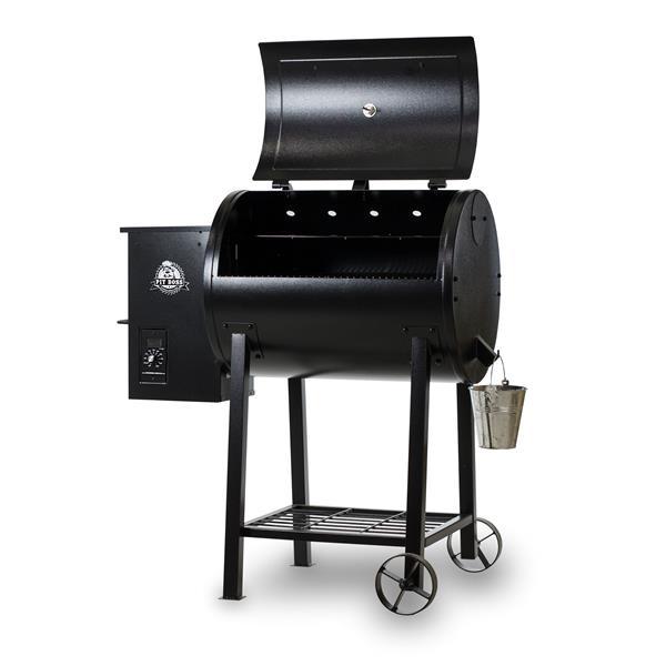 """Barbecue à pellets Pit Boss, 41,3"""" x 43,78"""", noir"""