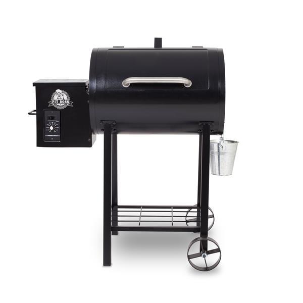 """Barbecue à pellets Pit Boss, 37"""" x 39"""", noir"""