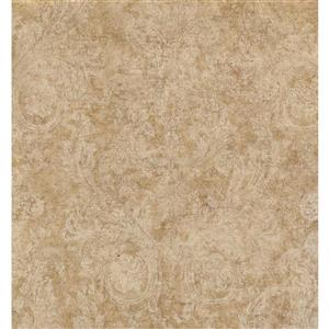 Trellis Traditional Wallpaper - Beige