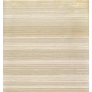 Stripes Modern Wallpaper - Cream