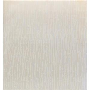 York Wallcoverings Stripes Modern Wallpaper - Cream
