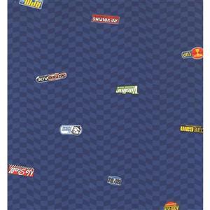 Kids Wallpaper for Boys and Girls - Blue