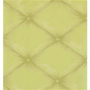 York Wallcoverings Abstract Modern Wallpaper - Green