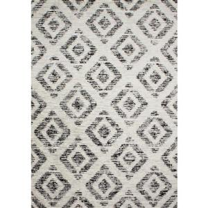 Novelle Home Meridian Abstract Rug - 8' x 11' - Gray