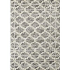 Novelle Home Juneau Abstract Rug - 8' x 11' - Gray