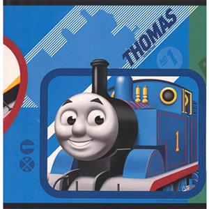 York Wallcoverings Thomas and Friends Wallpaper Border - 15-ft x 9.25-in