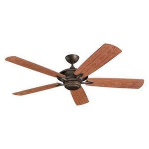 Monte Carlo Fan Company 60-in Cyclone Indoor/Outdoor Ceiling
