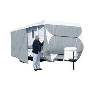 Classic Accessories PolyPro III Deluxe Travel Trailer Cover,