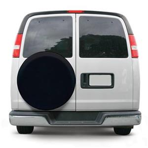 Classic Accessories 7534 Universal Fit Spare Tire Cover,7538