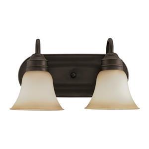 Sea Gull Lighting 2 Light Energy Star Bathroom Light