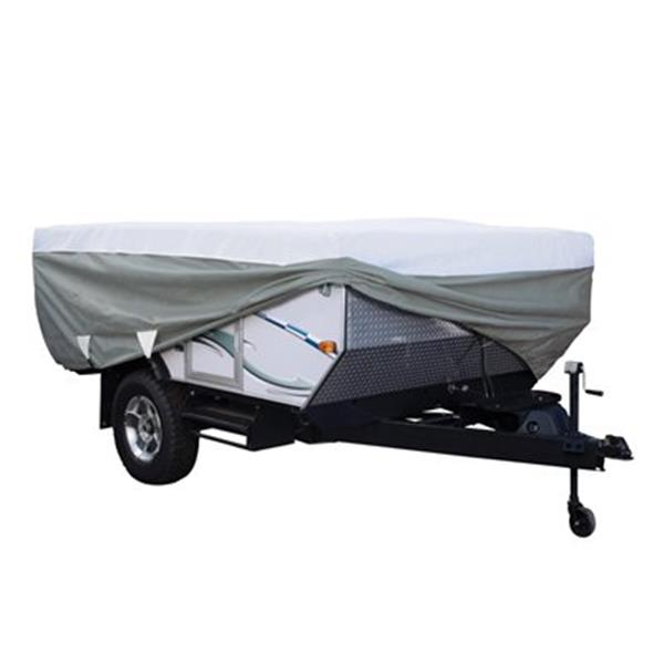 Classic Accessories 80-0 Deluxe Polypro III Folding Camper T