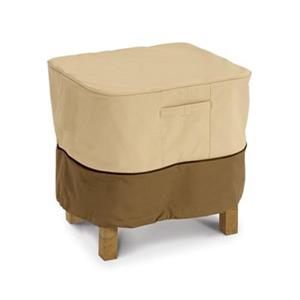 Classic Accessories Veranda Rectangular Ottoman / Side Table
