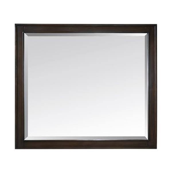 Avanity Madison Rectangular Bathroom Mirror,MADISON-M36-LE