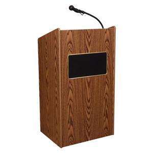Oklahoma Sound Aristocrat Floor Lectern,6010-MO