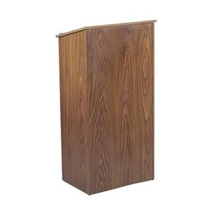 Oklahoma Sound Full Floor Lectern,222-MO