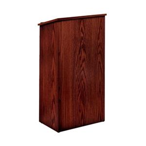 Oklahoma Sound Full Floor Lectern,222-MY