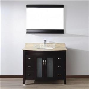 Spa Bathe 42-in Elva Series Bathroom Vanity,EV42CH-GB