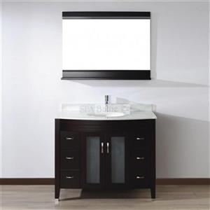 Spa Bathe 42-in Elva Series Bathroom Vanity,EV42CH-CWM