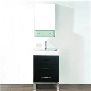 Spa Bathe 22-in Grada Series Bathroom Vanity,GO22CH