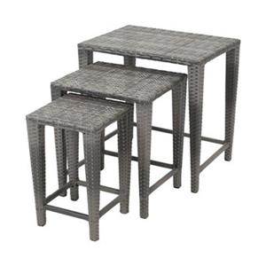 Best Selling Home Decor 3-Piece Nesting Table Set,284183