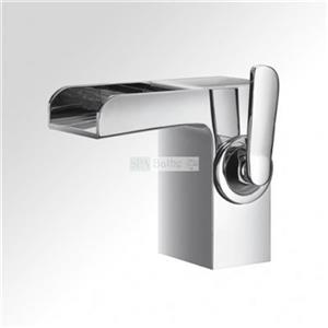 Spa Bathe Waterfall Single Hole Faucet,WAC