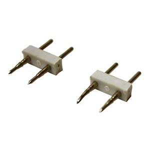 Wide Loyal LD535 2-Prong Male Pin Connector,LD535