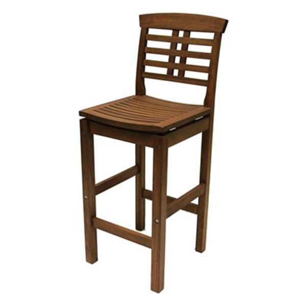 Outdoor Interiors Outdoor Bar Chair,10030
