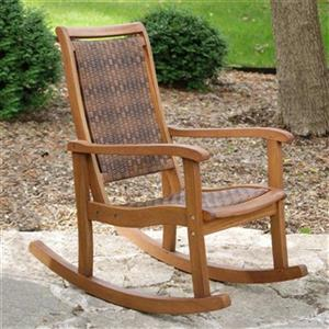 Outdoor Interiors Outdoor Rocking Chair,21095RC