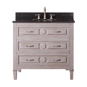 Avanity 36-in Kelly Bathroom Vanity with Countertop and Sink